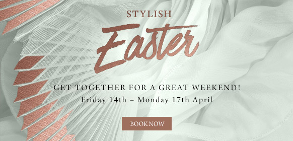 Stylish Easter at The Barnt Green Inn - Book now