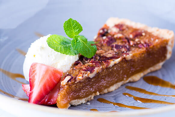 Desserts at The Barnt Green Inn this Father's Day